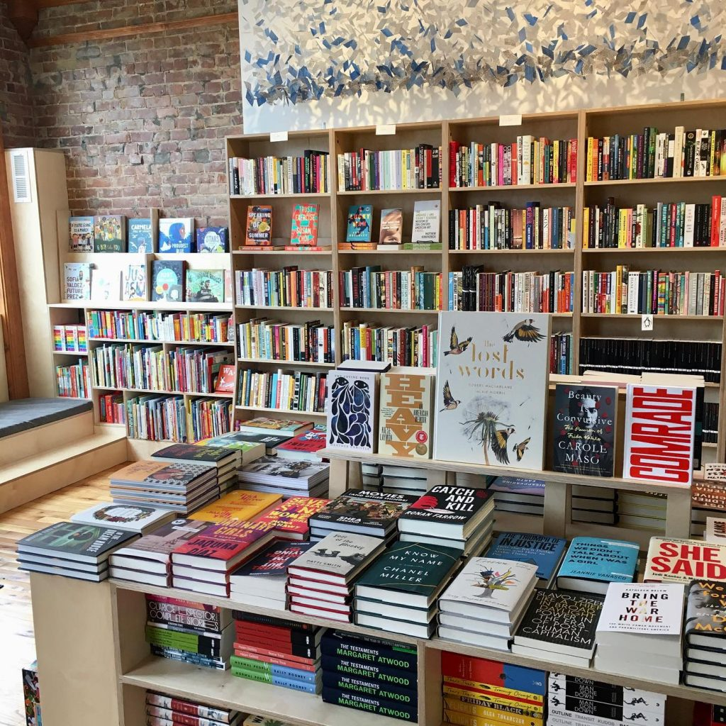 Something for everyone at Downbound Books